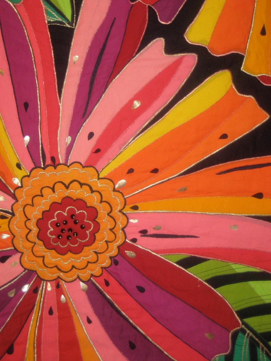 Flower Power detail