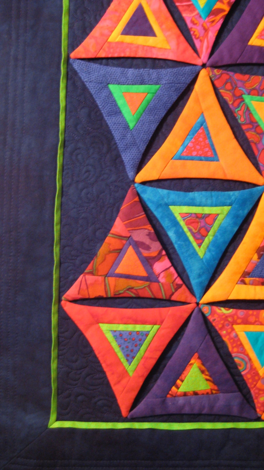 Triangle detail